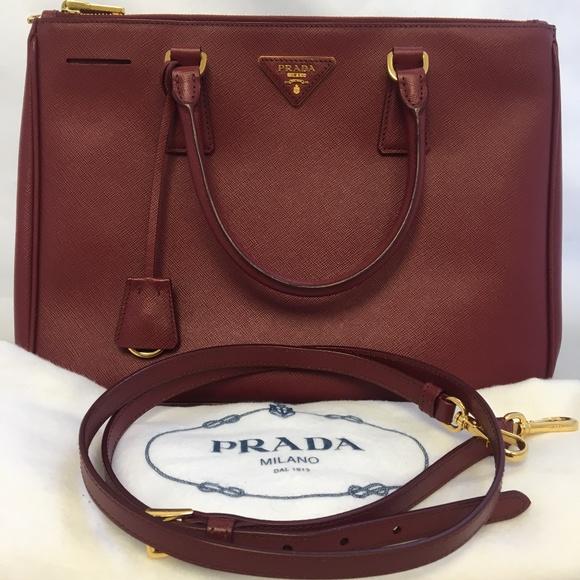 9e2781392792 ... 50% off 1ba274 f0383 prada saffiano leather tote bag b4faa 7c7a6
